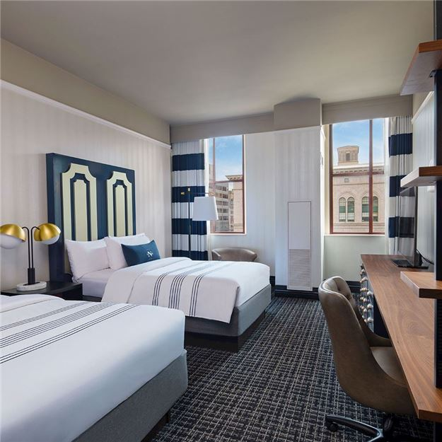 Double / Double Guest Room