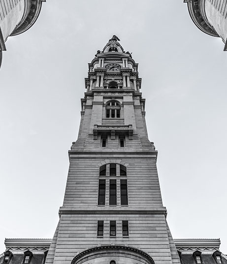 City Hall at Philadelphia, Pennsylvania