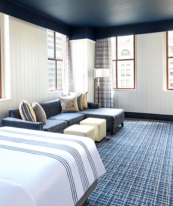 The Notary Hotel, Autograph Collection, Philadelphia Executive Queen Suite