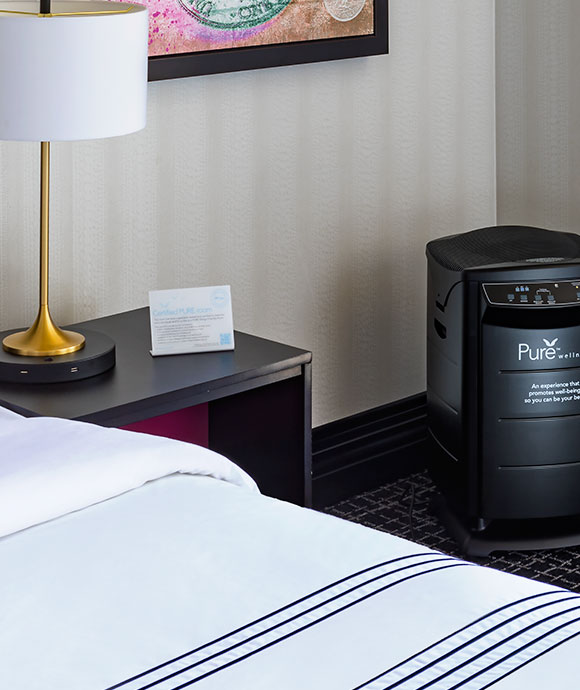 The Notary Hotel, Autograph Collection, Philadelphia PURE Wellness King Guest Room