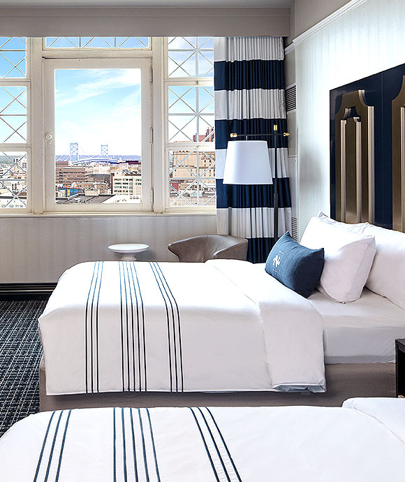 The Notary Hotel, Autograph Collection, Philadelphia Queen Guest Room