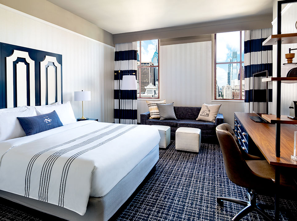 The Notary Hotel, Autograph Collection, Philadelphia City View King Guest Room