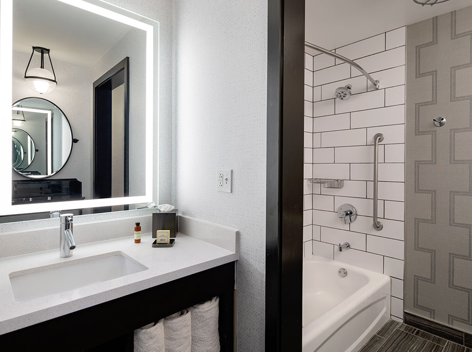 The Notary Hotel, Autograph Collection, Philadelphia Double Guest Room