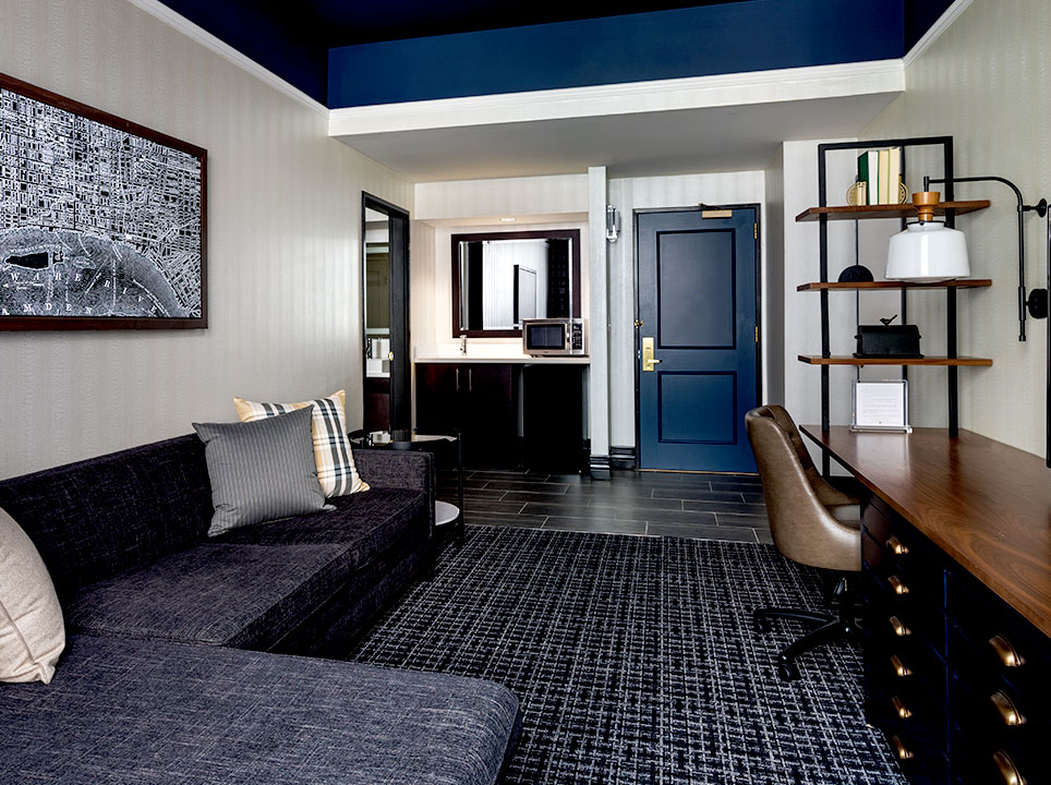 The Notary Hotel, Autograph Collection, Philadelphia One Bedroom King Suite
